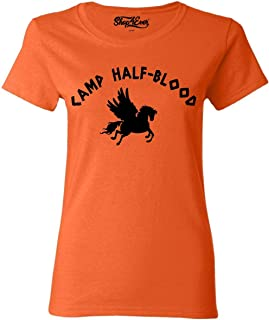 Shop4Ever Camp Half Blood Women's T-Shirt