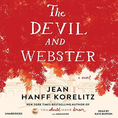 The Devil and Webster audiobook cover art