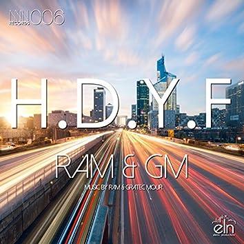 H. D. Y. F (Radio Edit)