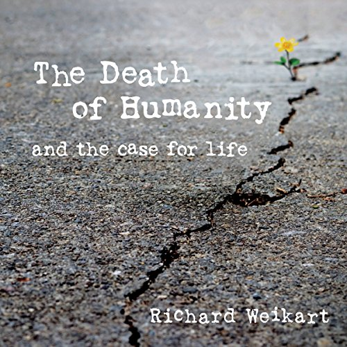 The Death of Humanity audiobook cover art
