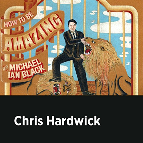 Chris Hardwick audiobook cover art