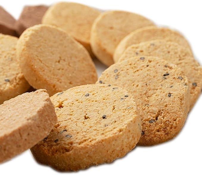 ベイク・ド・ナチュレ 豆乳おからクッキー