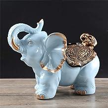 Yllang Tissue Box lade Multifunctionele Living Room Arrangement Decoration Koffietafel Elephant Servet (Color : E, Size : 1)