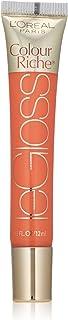 L'Oréal Paris Colour Riche Le Gloss, Peach Fuzz, 0.4 fl. oz.