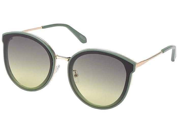 Spy Optic Colada (Seaweed/Green Sunset Fade) Fashion Sunglasses