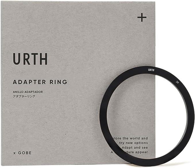 25 opinioni per Anello adattatore Urth x Gobe da 39mm per kit di contenitori per filtri quadrati