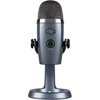 Blue Yeti Nano Premium USB Mic for Recording and Streaming - Shadow Grey
