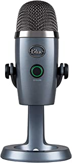 Blue Yeti Nano Premium USB Mic for Recording and Streaming 281