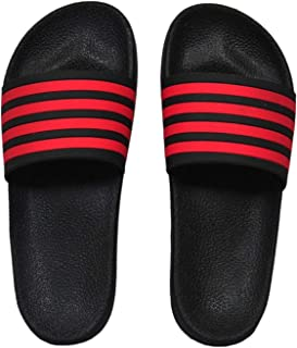 3G Tech Solution Red and Black Slipper