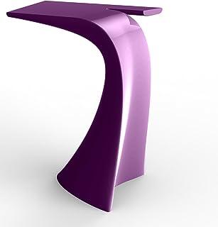 Vondom Table Wing - Plum, Brillant