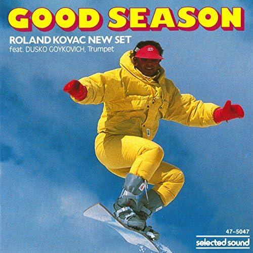 Roland Kovac New Set feat. Dusko Goykovich