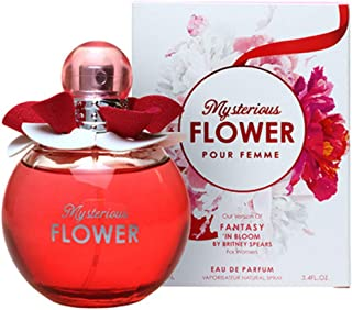 Mirage Diamond Collection Mysterious Flower Pour Femme Eau De Parfum, 100Ml