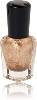 Conisy Non Toxic Easy Peel Off Quick Dry Water Based Nail Polish for Women and Girls (Champagne Gold)