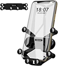 AMAYGA Air Vent Car Phone Holder Universal Air Outlet Car Phone Bracket for 4.5-7.2-inch Phones