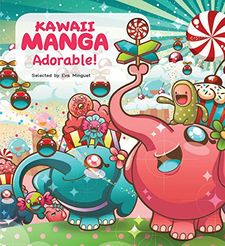 Kawaii Manga: Adorable! (English Edition)
