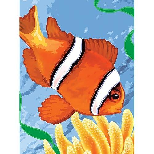 Meet the Clown Fish: A 15-Minute Book (Meet the Animals 3)