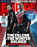 Empire Magazine (May, 2021) Sebastian Stan Anthony Mackie the Falcon and the Winter Soldier