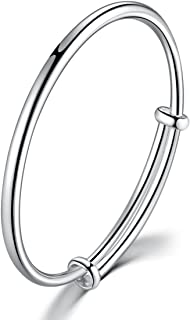 Best ladies sterling silver bangle Reviews