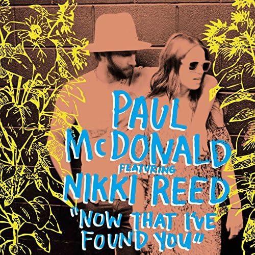 Paul Mcdonald & Nikki Reed