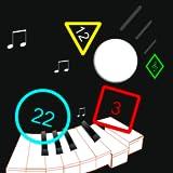 Falling Balls VS Piano