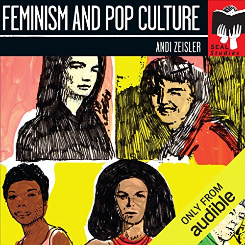 Feminism and Pop Culture audiobook cover art