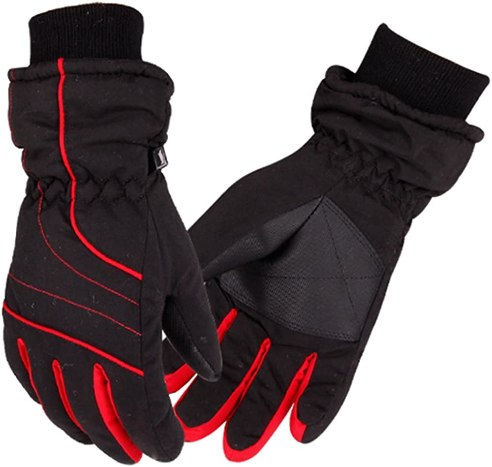 XFentech Womens Gloves for Winter Sports Hiker Waterproof Ski Thermal Thinsulate