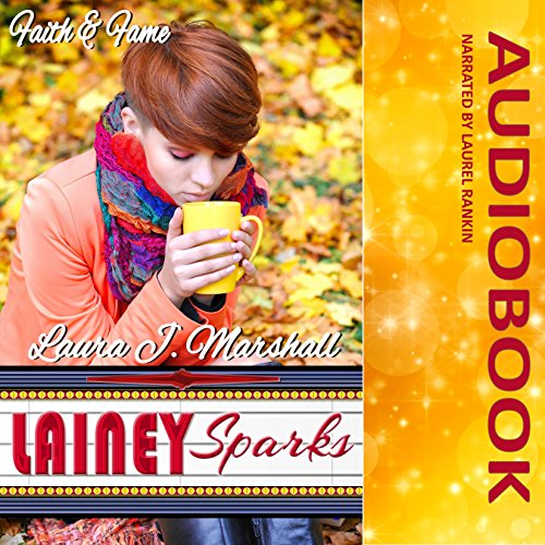 Lainey Sparks audiobook cover art