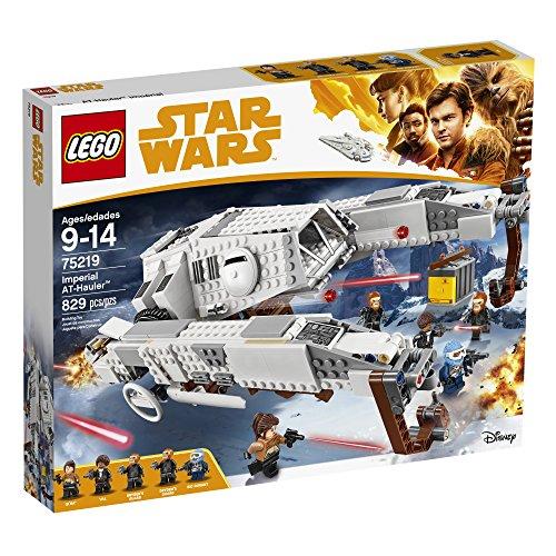 Vaisseau Impérial AT-Hauler LEGO Star Wars 75219 - 829 Pièces - 3