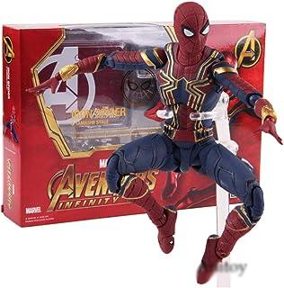 Muñecos Acción Spider De Y Coches esIron Figuras Amazon zVpMSqU