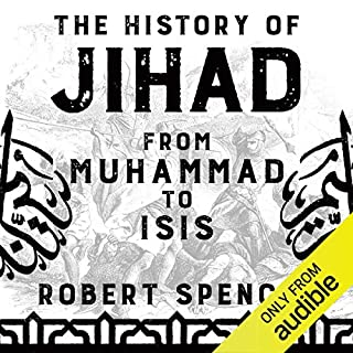 The History of Jihad: From Muhammad to ISIS audiobook cover art
