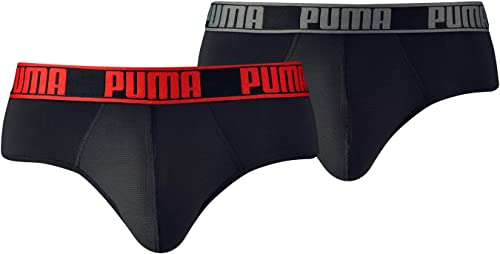 PUMA sous-vêtement de Sport (Lot de 2) Homme