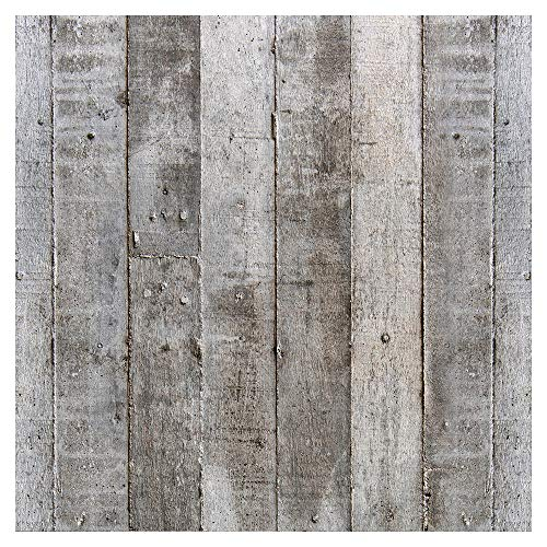 murando - Fototapete selbstklebend 10m 3D Tapete Wandtattoo dekorative Möbelfolie Dekorfolie Fotofolie Wandaufkleber Wandposter Wandsticker - Holz Bretter f-C-0330-j-a