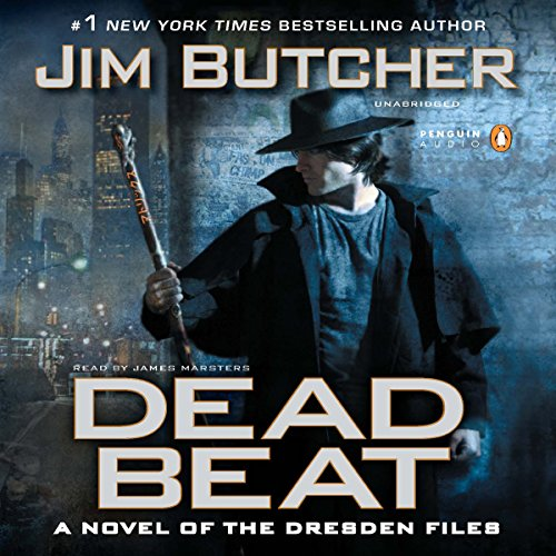 Dead Beat     The Dresden Files, Book 7              De :                                                                                                                                 Jim Butcher                               Lu par :                                                                                                                                 James Marsters                      Durée : 15 h et 7 min     6 notations     Global 5,0