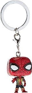 Funko Pocket Pop! Keychain: Iron Spider Action Figure - 27302