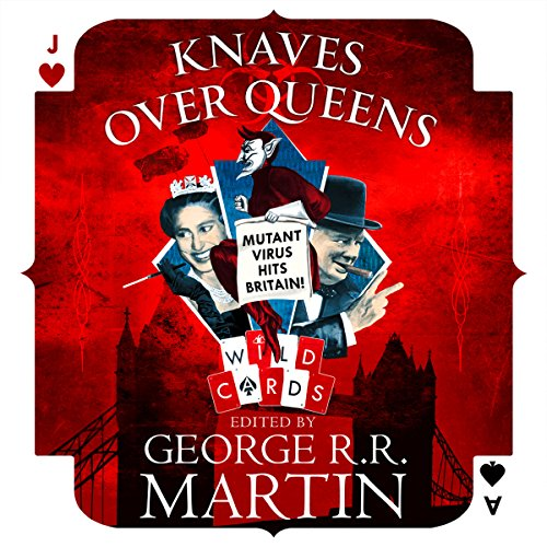 Knaves over Queens Audiobook By George R.R. Martin cover art