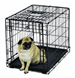 MidWest Homes for Pets Ovation Single Door Dog Crate, 24-Inch