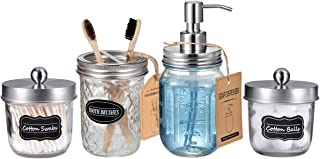 Best bathroom soap dispenser sets Reviews