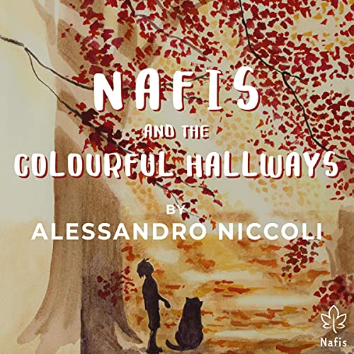 Nafis and the Colourful Hallways cover art