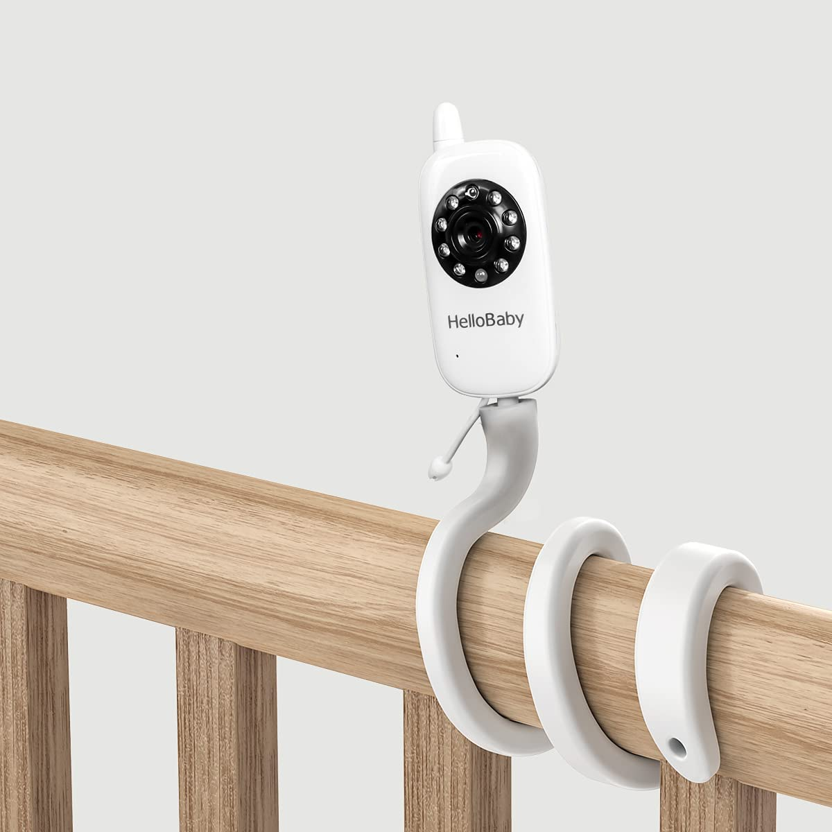 Baby Monitor Mount for Hellobaby Video Baby Monitor Adjustable Angle Wall Mount Compatitable with HelloBaby HB24 and HB32