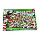 Wally Jurassic Puzzle