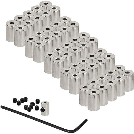 Hegibaer 10 Edel Sicherheitsverschlüsse Mini Pin Saver Für Metall Button Pin Anstecker Auto