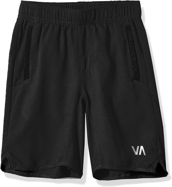 RVCA Boys' Big Yogger Iii Short