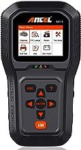 ANCEL AD510 Auto Diagnóstico del Coche OBD 2 Escáner Lector de Código de Falla Motor Herramienta de Exploración de Diagnóstico Automotriz con Detección de Batería en español