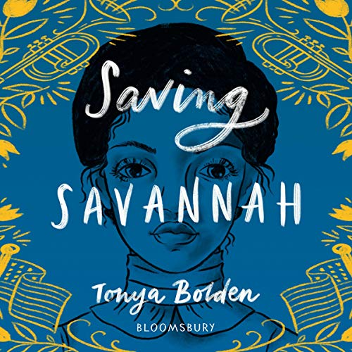 Page de couverture de Saving Savannah