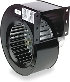 Dayton Model 2C646 DC Blower, Degrees_Fahrenheit, to Volts, Amps, (