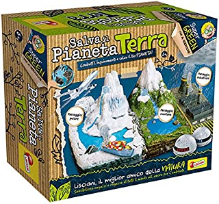 Lisciani Giochi - I'm a Genius Planeta Tierra, 84296