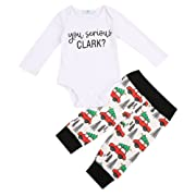 FEITONG 1Set Newborn Infant Baby Boy Girl Hoodie Tops+Pants Outfits Clothes 18 Months, Pink #2