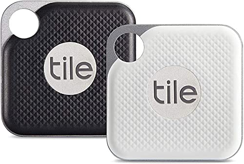 Tile Pro (2018) - 2-pack (1 x Black, 1 x White) - Discontinued by Manufacturer