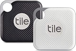 Tile Pro (2018) - 2 Pack (1 x Black, 1 x White)