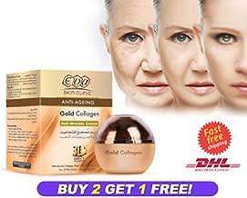 EVA Anti Aging Gold Collagen Anti Wrinkle Cream 3D Effect 50ml, Buy 2 Get 1 FREE